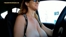Topless Driver